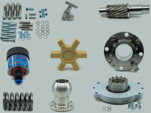 mixer replacement parts